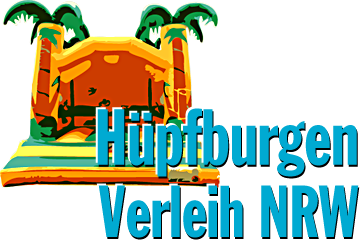 Hüpfburgen Verleih NRW - Bergmann Marketing & Event - Kerken am Niederrhein